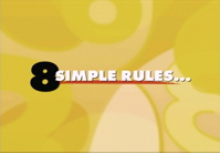 8 Simple Rules...